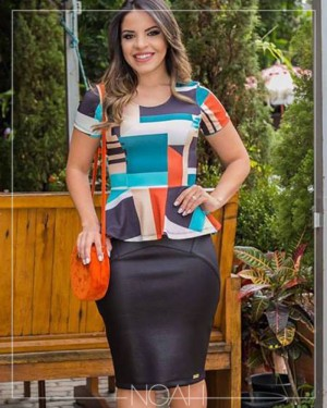 Luiza | Moda Evangelica e Executiva
