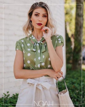 Gina | Moda Evangelica e Executiva